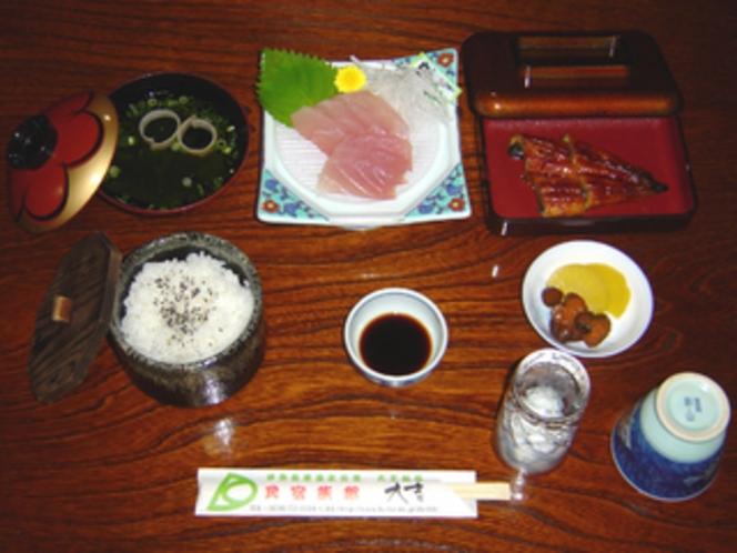 夕食・海鮮・リッチ定食