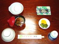 朝食・定食プラン・通年