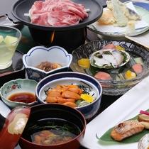 *≪春夏限定≫生ウニ・アワビ和食膳プラン