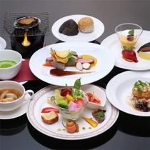 *ザボンキューイジーヌ/ザボンの月からイメージしたシェフの創作料理
