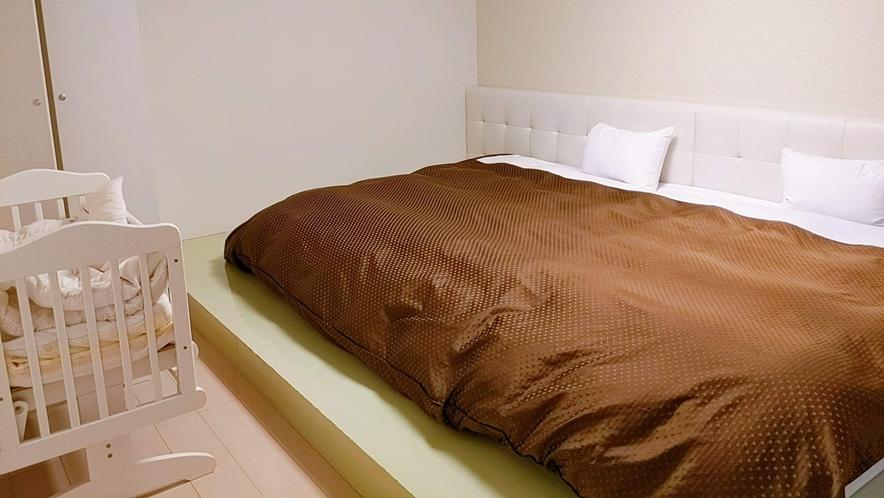 ママーズスイートルーム寝室★