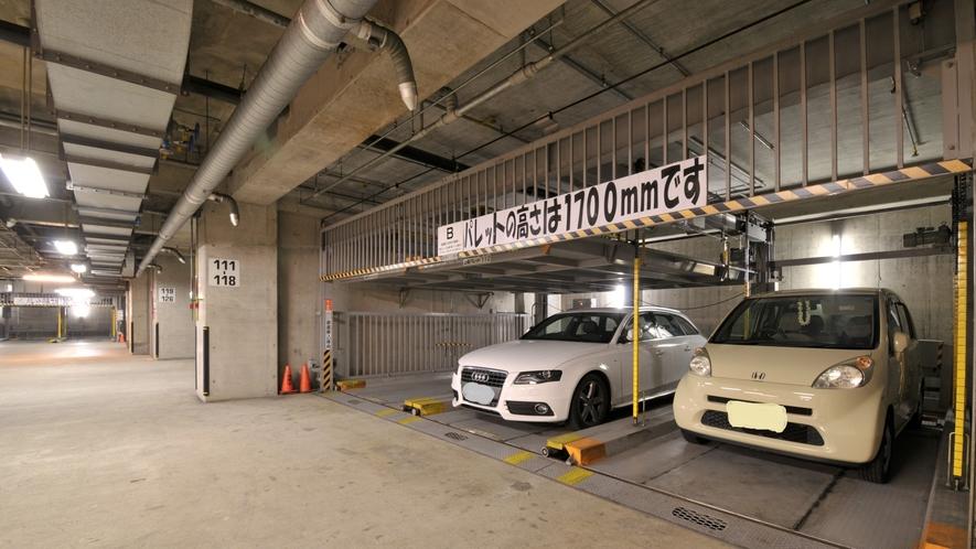 地下駐車場★