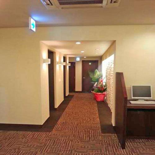 【フロント】エレベーターホール