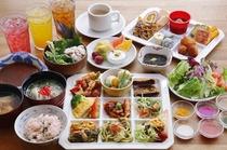 ☆朝食バイキング盛り付け例☆