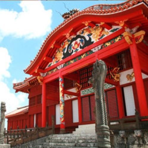 【首里城】琉球王朝の王城で、沖縄県内最大規模の城(グスク)