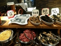 ☆朝食バイキング☆