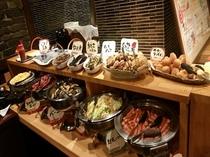 朝食バイキング☆