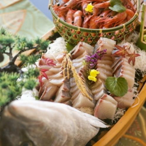 ■お料理イメージ〜舟盛り〜■