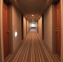 ■ 客室:廊下 ■