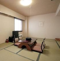 ■ 客室:オンドル室 ■