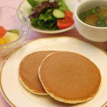 朝食:お子様*