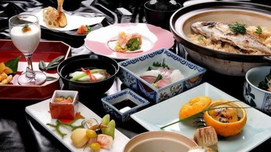 お食事一例:和食
