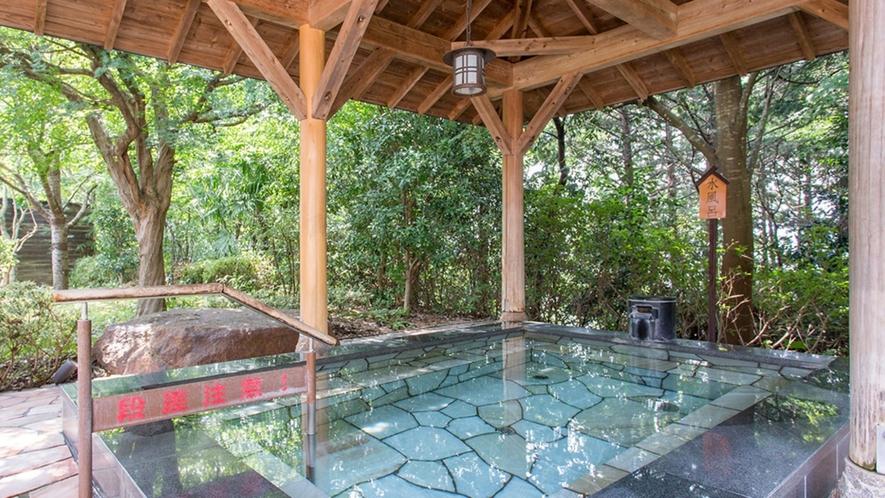 温泉:水風呂