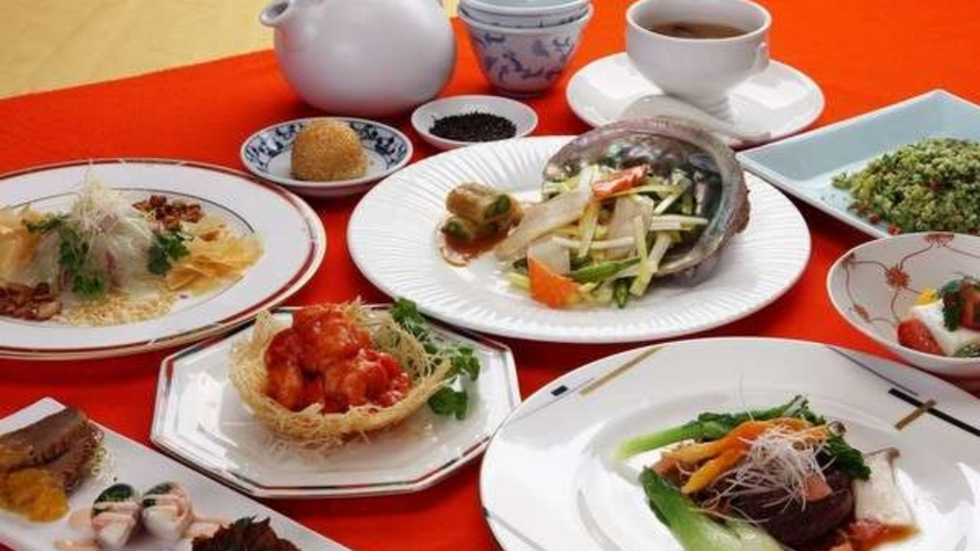 お食事一例:中華