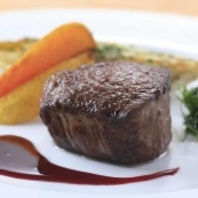 【夕食グレードup】 シェフおすすめコース料理をご堪能!! ※豊後牛