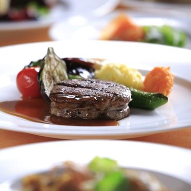 【シニア・女性にお勧め】 夕食ハーフサイズプラン ■豊後牛付■