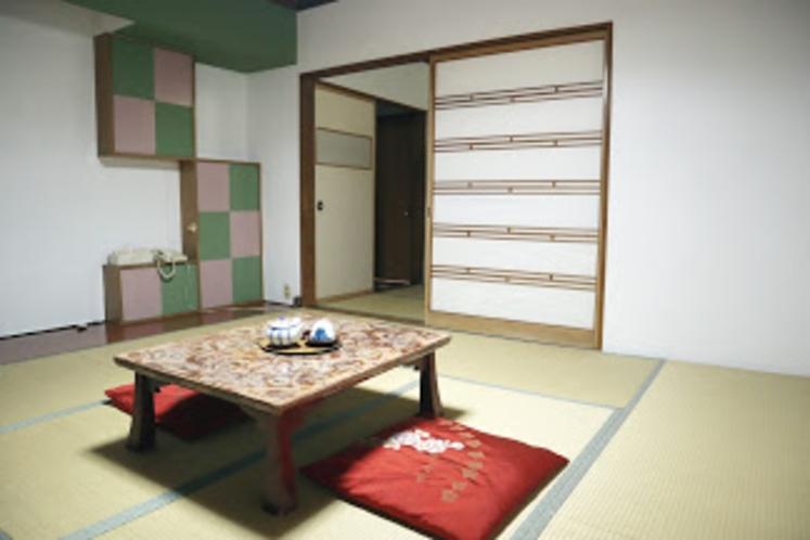 くつろぎ 和室8畳間