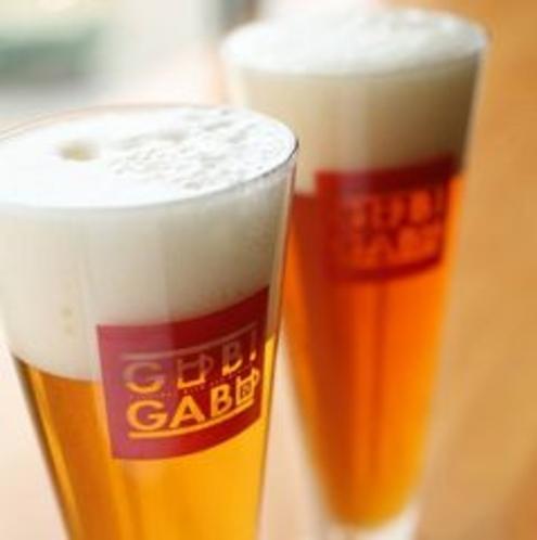 グラスビール2