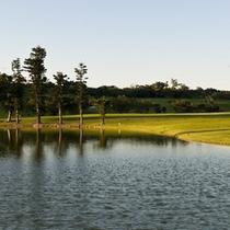 *【ゴルフコース】