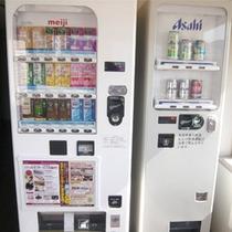 【8階自販機コーナー】