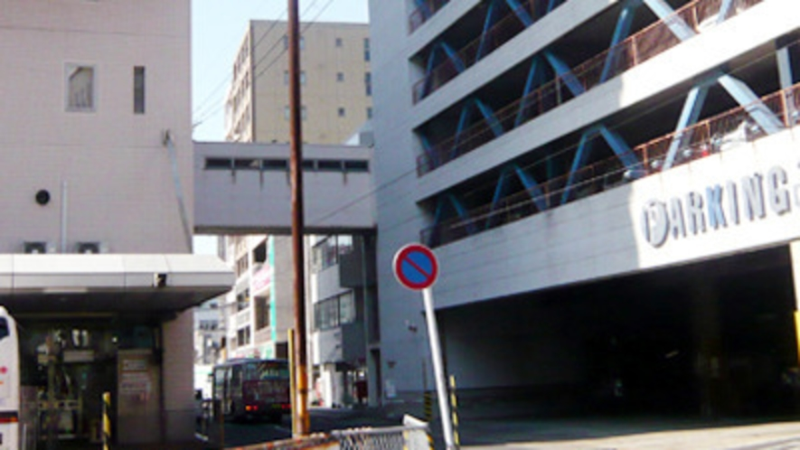 提携駐車場 佐世保交通センターパーキング