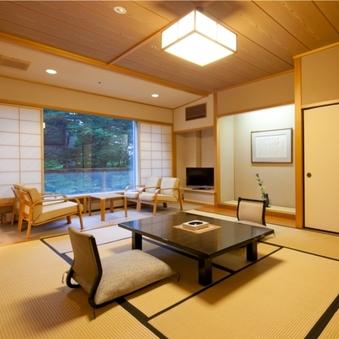 【利根川に面したスタンダード客室】10畳和室(禁煙)