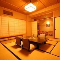 <部屋> 渓流を望む和室10畳