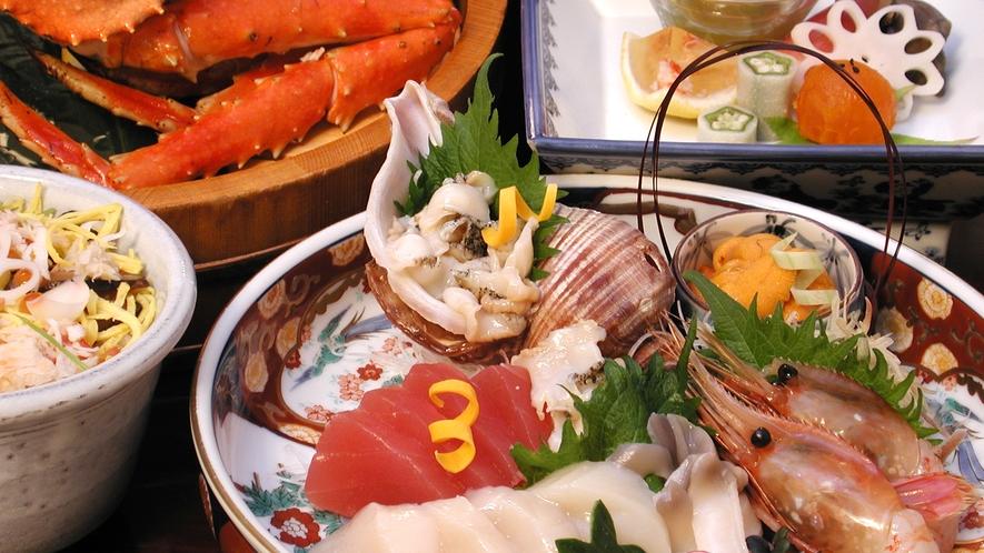*【夕食一例】懐石料理一例