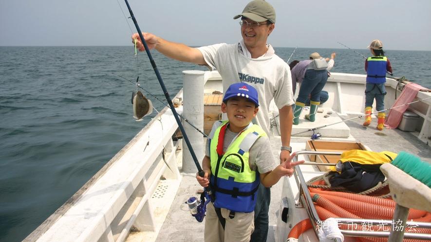 *[海釣り]オホーツク海は釣り天国。カレイ、カジカなどいろいろな魚が釣れます♪