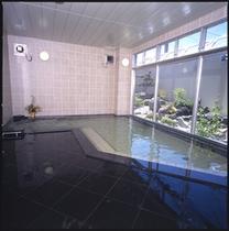 利尻富士天然温泉大浴場
