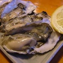 北海道道東産の牡蠣