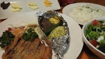 エゾシカのジビエ料理