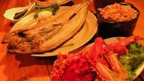 花咲蟹と海鮮メニュープラン