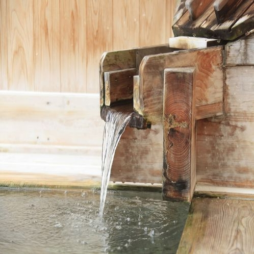 ■大浴場(男性)/飯坂唯一の展望露天風呂「天守の湯」
