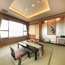 ■特別室和洋室/和室スペース