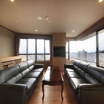 ■特別室和洋室/居間スペース