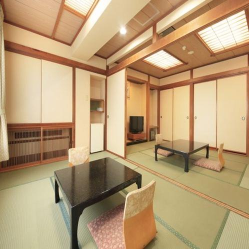 ■客室一例/わが家のようなくつろぎ、そして、わが家では味わえないくつろぎを…