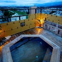 9階 展望露天風呂