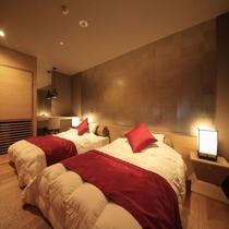 ■特別室和洋室/ベッドルーム