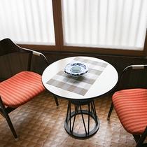 *和室一例/お茶を飲むのもよし、一服するもよしご自由におくつろぎください