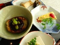 日替わり和食膳 一例