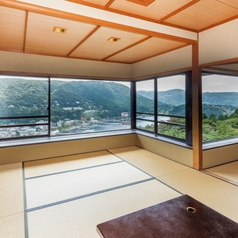 【タイプ5】随一の眺望を誇る特別室14+6+6畳(76平米)