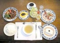 洋食の1例
