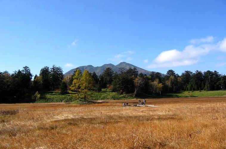 澄んだ空気と爽やかな風・ロマンチックな大自然に癒される秋の尾瀬沼