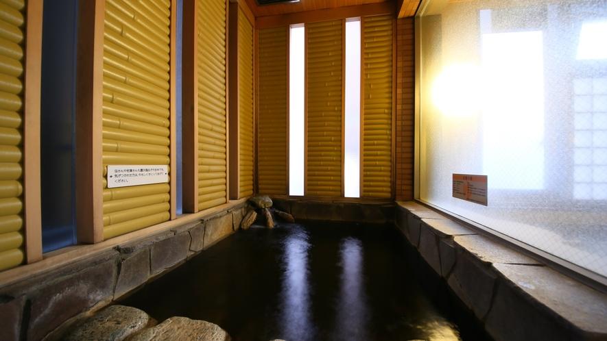 女子大浴場(半露天風呂)