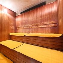男子大浴場 サウナ