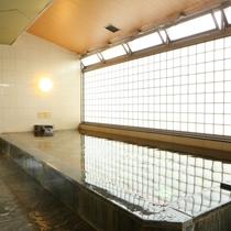 男性大浴場 内湯