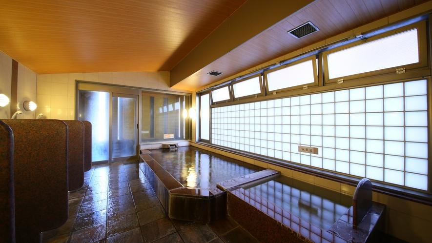 女子大浴場(内湯)