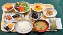 朝食 和食 650円