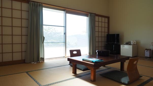 【別館】ふるさと荘 山側 10畳和室◆禁煙◇WiFi接続可